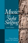 Music for Sight Singing, 9/e/e