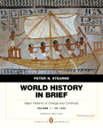 World History in Brief: Major Patterns of Change and Continuity, to 1450, Volume 1, Penguin Academic Edition, 8/e [book cover]