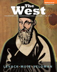 The West: Encounters and Transformations Volume 1, 4/e [book cover]