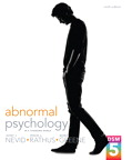 Abnormal Psychology in a Changing World, 9/e/e