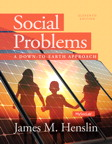 Social Problems: A Down to Earth Approach, 11/e [book cover]