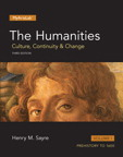 Humanities, The: Culture, Continuity and Change, Volume I, 3/e [book cover]