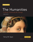 Humanities, The: Culture, Continuity and Change, Volume II, 3/e [book cover]