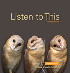 Listen to This, 3/e [book cover]