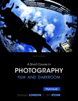 A Short Course in Photography: Film and Darkroom, 9/e [book cover]