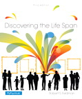 Discovering the Life Span, 3/e [book cover]