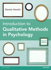 Introduction to Qualitative Methods in Psychology, 2/e [book cover]
