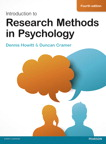 Introduction to Research Methods in Psychology, 4/e [book cover]
