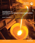 Introduction to Materials Science for Engineers, Global Edition, 8/e [book cover]