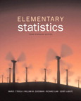 Elementary Statistics, Third Canadian Edition, 3/e [book cover]