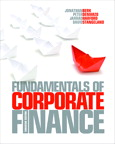 Fundamentals of Corporate Finance, Canadian Edition, 1/e [book cover]