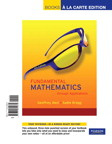 Fundamental Mathematics through Applications, 4/e [book cover]