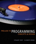 Prelude to Programming: Concepts and Design, 4/e/e