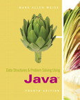 Data Structures and Problem Solving Using Java, 4/e/e