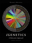 iGenetics: A Molecular Approach, 3/e [book cover]