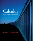 Calculus: Early Transcendentals, 1/e [book cover]