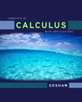 Concepts of Calculus with Applications, Updated Edition, 1/e [book cover]