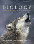 Biology: Life on Earth with Physiology, 9/e [book cover]