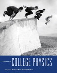 Essential College Physics, 1/e [book cover]