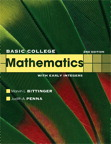 Basic College Mathematics with Early Integers, 2/e [book cover]