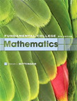 Fundamental College Mathematics, 5/e [book cover]