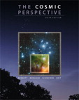 The Cosmic Perspective, 6/e [book cover]