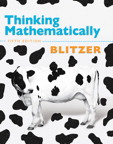 Thinking Mathematically, 5/e [book cover]