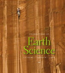 Foundations of Earth Science, 6/e [book cover]