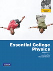 Essential College Physics, International Edition, 1/e [book cover]