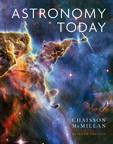 Astronomy Today, 7/e [book cover]