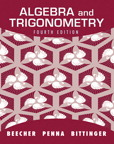 Algebra and Trigonometry, 4/e [book cover]