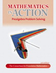 Mathematics in Action: Prealgebra Problem Solving, 3/e/e