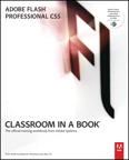 Adobe Flash Professional CS5 Classroom in a Book, 1/e [book cover]