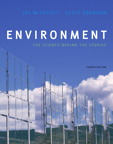 Environment: The Science behind the Stories, 4/e [book cover]