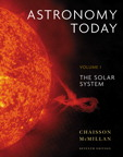 Astronomy Today, Volume 1: The Solar System, 7/e [book cover]