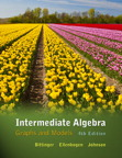 Intermediate Algebra: Graphs and Models, 4/e [book cover]