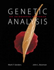 Genetic Analysis: An Integrated Approach, 1/e [book cover]