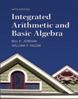 Integrated Arithmetic and Basic Algebra, 5/e [book cover]