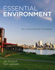 Essential Environment: The Science behind the Stories, 4/e [book cover]