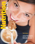 Nutrition for Life, 3/e [book cover]
