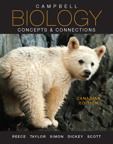 Campbell Biology: Concepts and Connections, First Canadian Edition, 1/e [book cover]