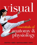 Visual Essentials of Anatomy & Physiology, 1/e [book cover]