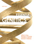 Essentials of Genetics, 8/e [book cover]