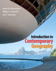Introduction to Contemporary Geography, 1/e [book cover]