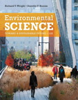 Environmental Science: Toward a Sustainable Future, 12/e [book cover]
