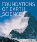 Foundations of Earth Science, 7/e [book cover]