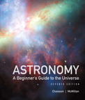 Astronomy: A Beginner's Guide to the Universe, 7/e [book cover]