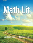 Math Lit, 1/e [book cover]