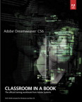 Adobe Dreamweaver CS6 Classroom in a Book, 1/e [book cover]