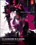 Adobe InDesign CS6 Classroom in a Book, 1/e [book cover]